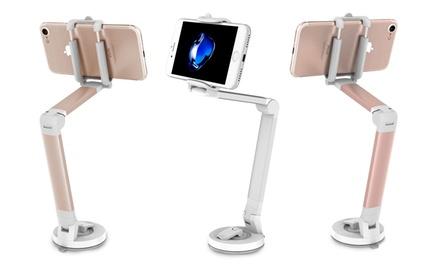 1 o 2 tenedores universales de móvil para escritorio