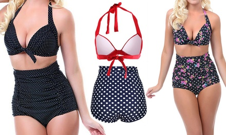 Bikini con effetto push-up