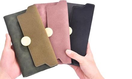 Women's Suedette Wallet
