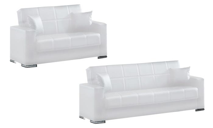 Fino a 69 su divano letto nadia groupon for Groupon divano letto
