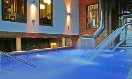 Cantábria: 1-3 noches para 2 en habitación doble con desayuno, detalle y acceso a spa en Hotel Reserva del Saja & Spa 4*
