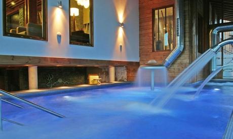 Cantabria: estancia para 2 personas con spa, desayuno y detalle de bienvenida en Hotel Reserva del Saja & Spa 4*