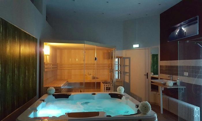 spa pour 2 option modelage aux huiles ilot spa groupon. Black Bedroom Furniture Sets. Home Design Ideas