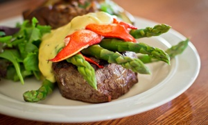 Homestead Restaurant: Dinner for Two, Four, or More at Homestead Restaurant (Up to 47% Off)