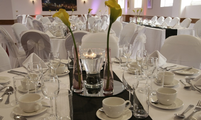 The Royal Angus Hotel Non Accommodation Birmingham Wedding Package For 40 Day Guests