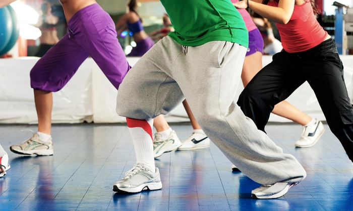 Vision Dance and Pilates Center - West Valley: Four or Eight Zumba Classes at Vision Dance and Pilates Center (Up to 50% Off)