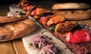 Flame and Bake: Up to AED 400 Toward Food and Drinks at Flame and Bake, Five Locations (Up to 52% Off)