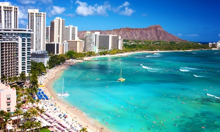 Stay at Pearl Hotel Waikiki in Honolulu, HI, with Dates into December