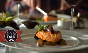 The Artel Lounge & Bar: Two-Course Meal with Drinks for Two ($49) or Four People ($95) at The Artel Lounge & Bar (Up to $260 Value)