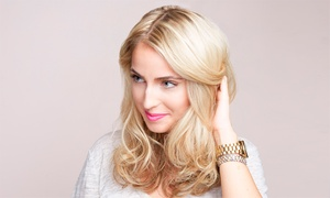 Camron Nico Salon: Haircut and Moisture Conditioning with Option of Partial Highlights at Camron Nico Salon (Up to 59% Off)