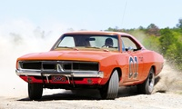Three, Six or Nine Laps in General Lee Dodge from Dukes of Hazzard with Car Chase Heroes(Up to 78% Off)
