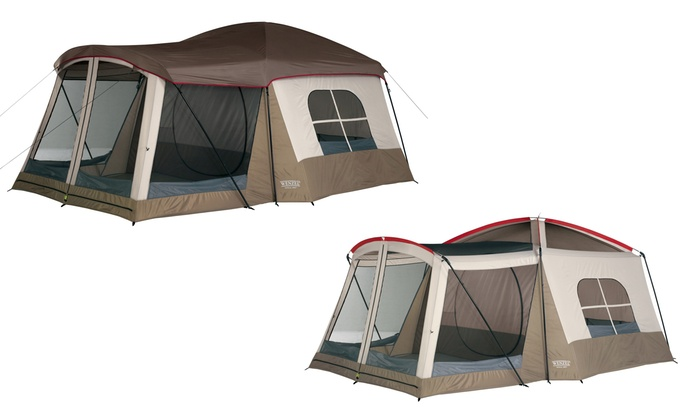 ... Wenzel Klondike 8-Person Tents Wenzel Klondike 8-Person Tents ...  sc 1 st  Groupon & Wenzel Klondike 8-Person Tents | Groupon