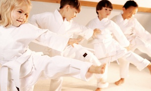 Legacy Martial Arts & Karate for Kids: $25 for One Month of Martial-Arts and Fitness Classes at Legacy Martial Arts & Karate for Kids (Up to $160 Value)