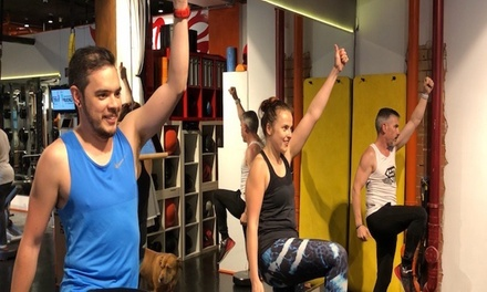 4Week Unlimited Gym Access + 10 Small Group Fitness Classes at RiseFit Up to $356 Value