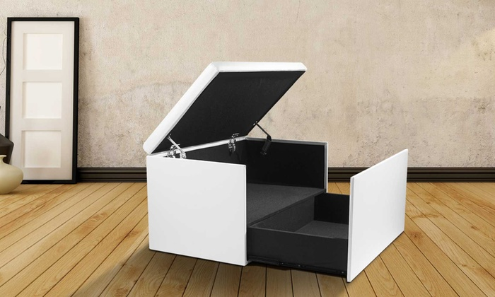 coffre de rangement chaussures groupon. Black Bedroom Furniture Sets. Home Design Ideas