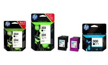 HP or Canon Ink Cartridge