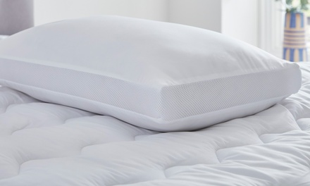 One, Two or Four Silentnight Airmax Pillows