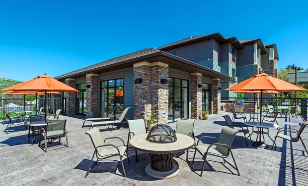 TripAlertz wants you to check out Stay at Best Western Plus Dayton Hotel & Suites. Dates into September.  Charming Hotel in Washington Wine Country    - Washington Hotel in Wine Country