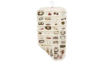 $15 for an 80Pocket Jewellery Storage Hanger
