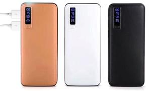 (PromotionHigh-Tech) Powerbank / Batterie – 20000 mAh  -89% réduction