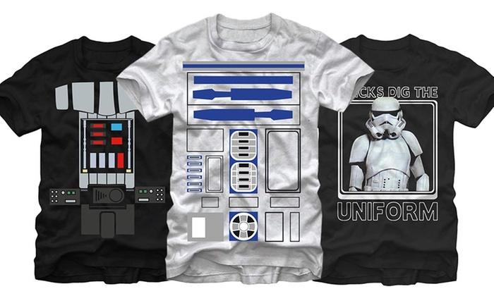 Men's Star Wars Costume Tees