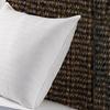 Dobby-Box 100% Cotton Memory-Fiber Pillow (1- or 2-Pack)