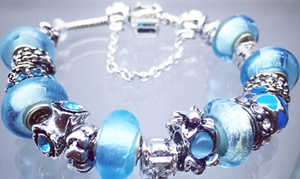 Manaf Jewelry: $12 for $20 Worth of Charm Bracelets at Manaf Jewelry