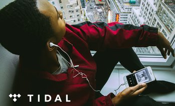 Two Months or One Year of Premium Music Streaming from TIDAL