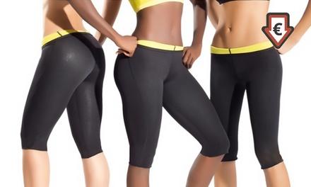 1 o 2 pantalones adelgazantes para fitness efecto sauna