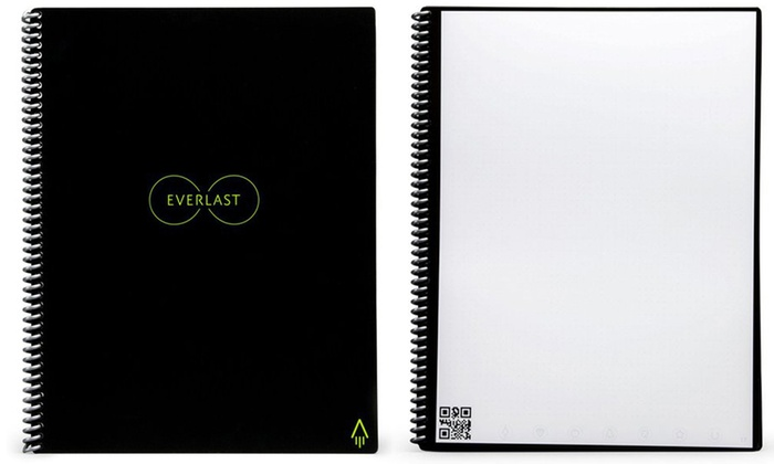 Up To 18 Off On Reusable Smart Notebook Groupon Goods
