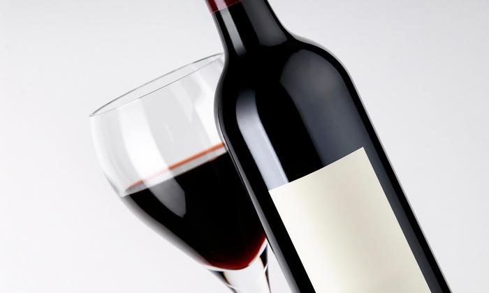 Gitan Baltimore - Canton: 3, 6, or 12 Bottles of Wine at Gitan Baltimore (Up to 38% Off)