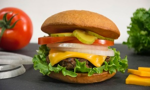 Dad's Classic Grill: 40% Off Cheeseburgers, Signature Tots, and 16oz Drinks for Two or Four People at Dad's Classic Grill