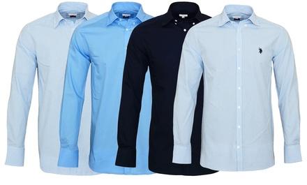 Camicia da uomo US Polo Assn