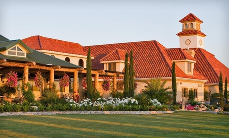 Spa and Vineyards in SoCal Wine Country