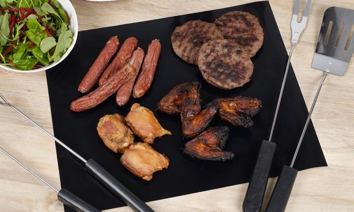 Set De 3 Tapis De Barbecue Homiu