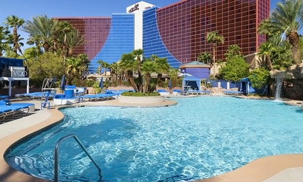 Stay at Rio All-Suite Hotel and Casino in Las Vegas with Two Breakfast Buffet Passes Per Stay. Dates into January 2017