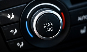 Manchester Tyre Trading : Choice of Car Air Conditioning Service from Manchester Tyre Trading (Up to 68% Off)