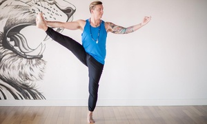Up to 71% Off Yoga Classes at Lion's Breath Yoga at Lion's Breath Yoga, plus 6.0% Cash Back from Ebates.