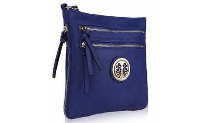 0f7188b81485 Shop Groupon MKF Collection Expandable Crossbody Bag or Wristlet