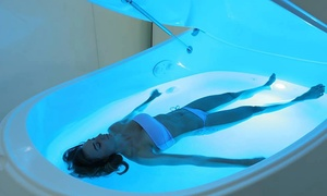 Dissolve Float Spa: Two or Three 60-Minute Float Tank Therapy Sessions at Dissolve Float Spa (Up to 60% Off)