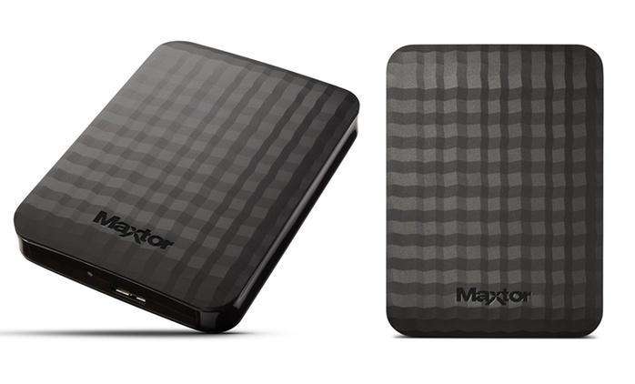 Hard Disk esterno Maxtor M3 disponibile in 3 capacità da 44,90 € con spedizione gratuita (fino a 37% di sconto)