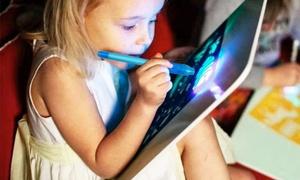 Tablette dessin lumineuse
