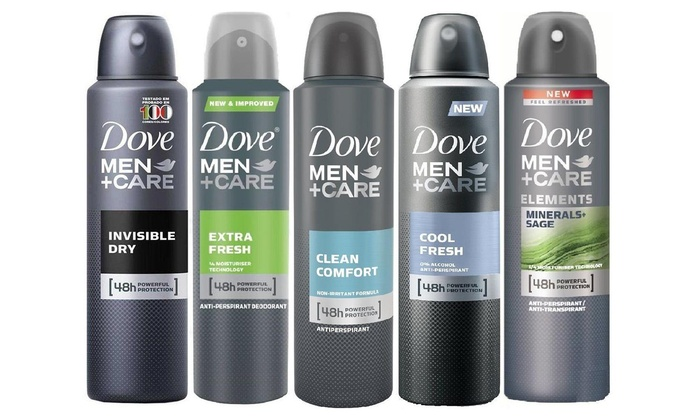 Up To 27 Off On Dove Antiperspirant 10 Pack Groupon Goods