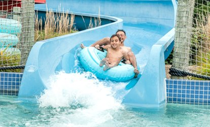 image for Day Pass for Two, Four, Six, or Ten People at Family Aquatic Centers (Up to 40% Off)