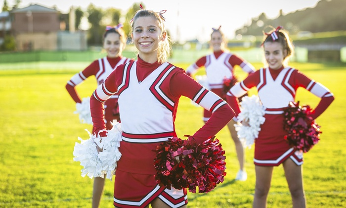 Premier Cheer and Tumbling - New Haven: $7 for $28 Groupon — Premier Cheer and Tumbling