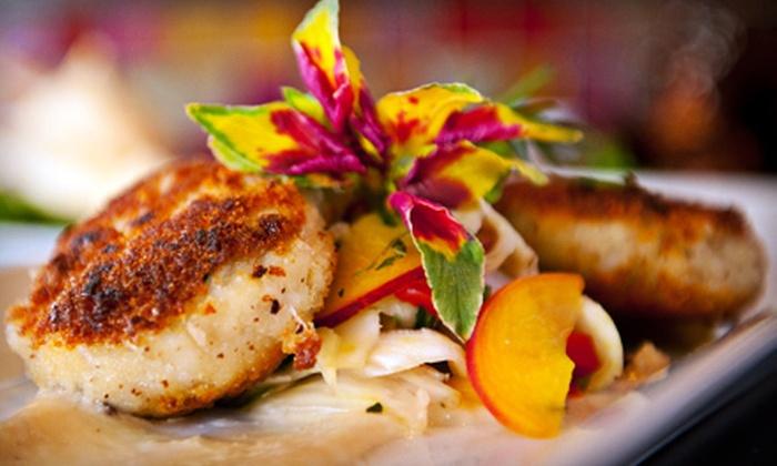 Twenty8 Food & Spirits - Foxborough: $15 for $30 Worth of New American Cuisine at Twenty8 Food & Spirits