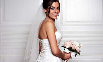 C$250 for Bridal-Gown Dry Cleaning and Preservation at Fine Drycleaning (C$500 Value)