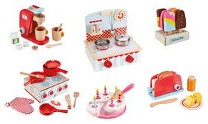 Set jeu cuisine en bois enfants My Play