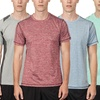 Men's Moisture-Wicking Fitness T-Shirt