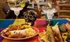 Cena messicana Riccione e Modena